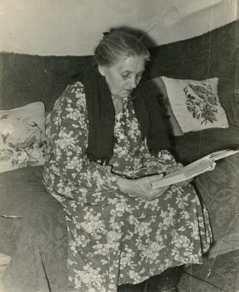 Мария Михайловна Гармазова (1882-1969)