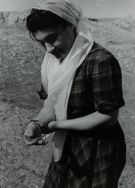 Бабушка Татьяна Александровна Осипова (Стратонитская) (1916-1975)