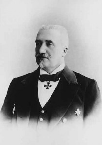 Двоюродный прапрадед Адам Феликсович Кублицкий-Пиоттух (1851-1932)