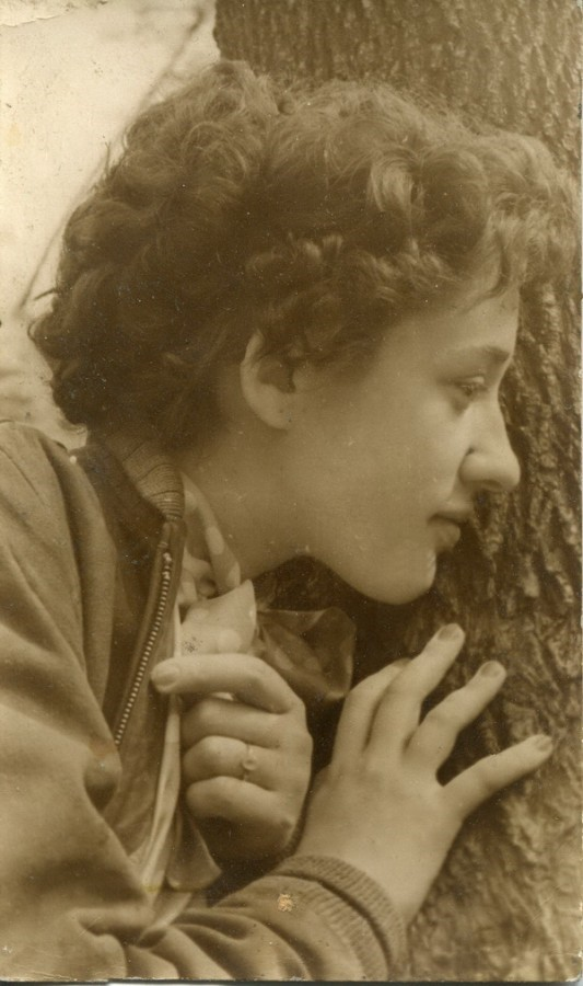 Мама Татьяна Алексеевна Осипова. (1935-1963)