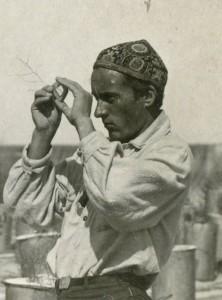 Дед Алексей Петрович Осипов (1905-1988)